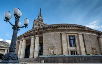 מוזיאונים בורשה