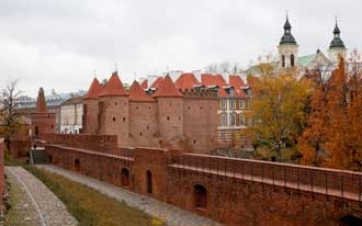 ארמונות בורשה